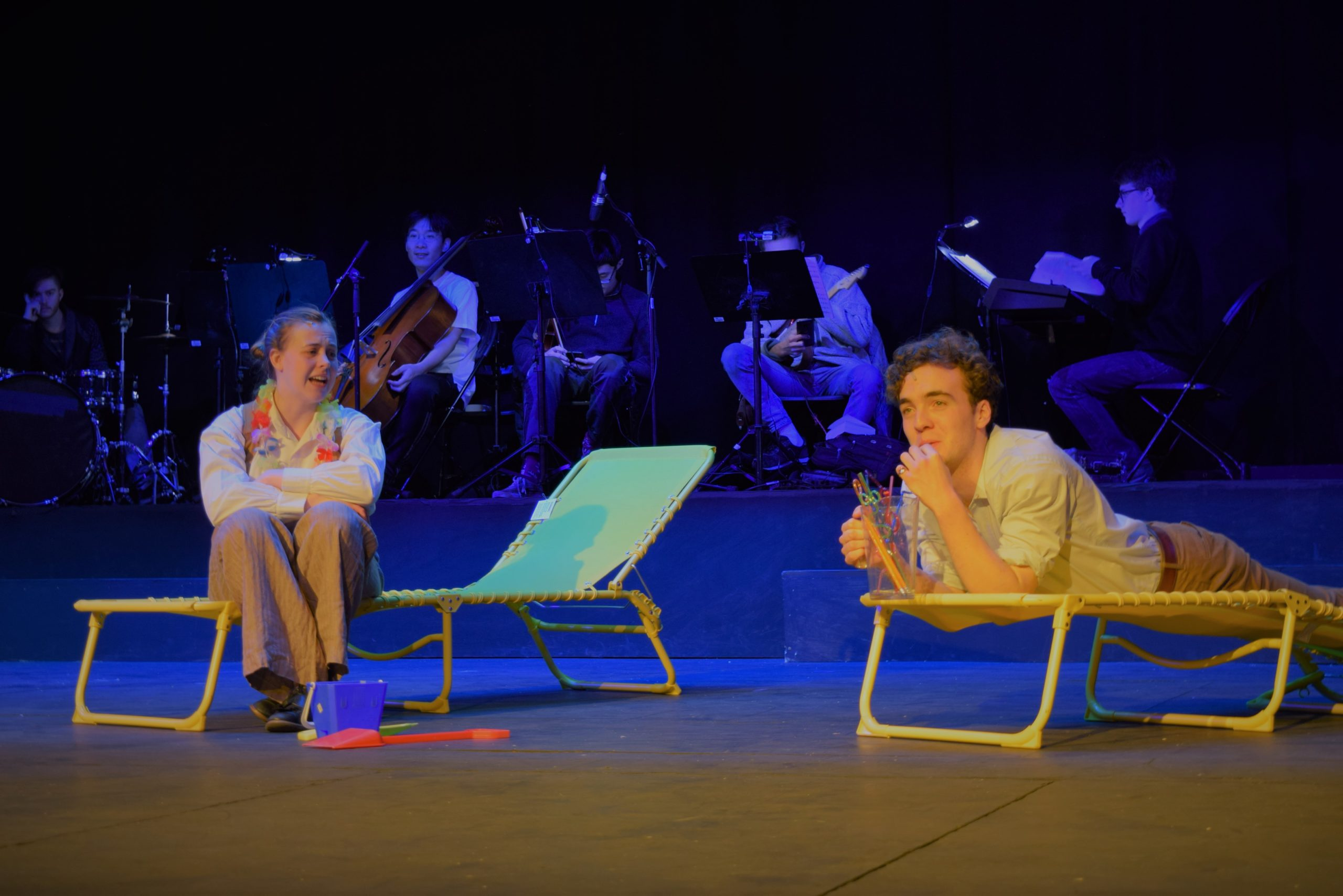 Review: Cymbeline: The Musical