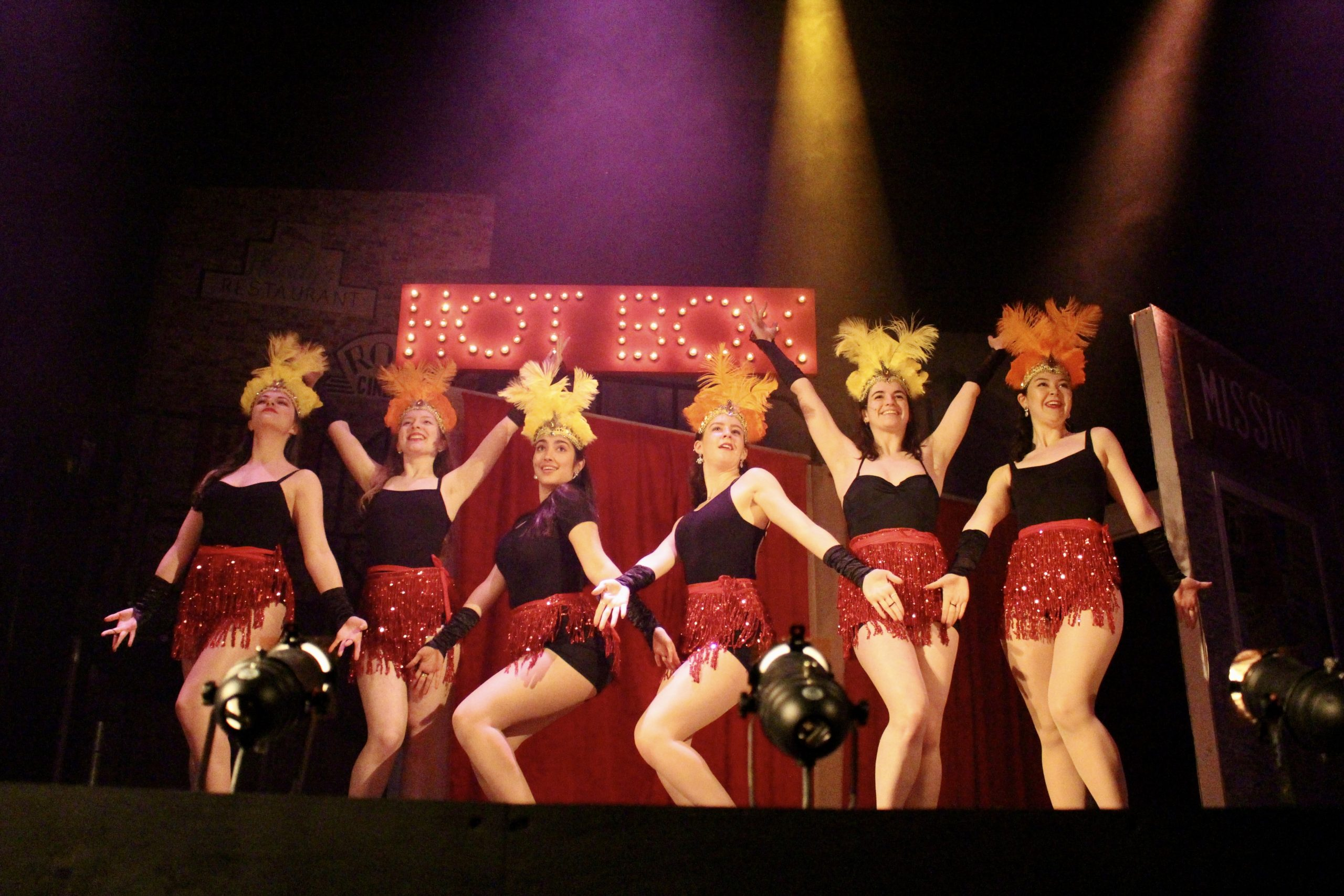 Review: Guys and Dolls